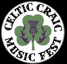 Celtic Craic Music Fest logo