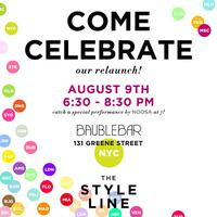 The Style Line Relaunch Party