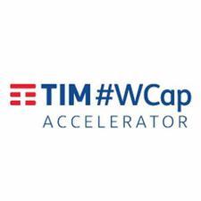 TIM #WCAP Accelerator Bologna logo