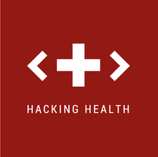 HACKING HEALTH // Milano logo