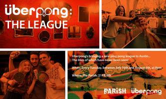 Uberpong social ping pong league