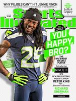 Richard Sherman's SI Cover Release Event
