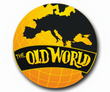 Old World Huntington Beach logo
