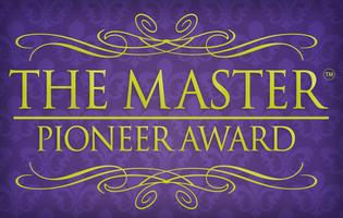 The 2013 Master Pioneer Award