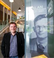 Get Off the Grass: a talk by Professor Shaun Hendy