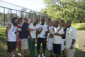 Roc Fam's 7th annual BBQ