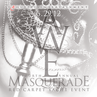 ALL WHITE EVERYTHING (Masquerade Yacht Event)