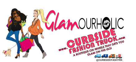 GlamourHolics Curbside Fashion Truck Launch Party