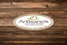 Artisano's Oils & Spices logo