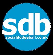 Social Dodgeball logo