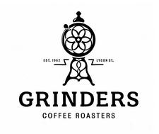 Grinders Coffee NSW logo