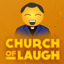 Church of Laugh logo