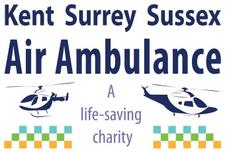 Kent, Surrey & Sussex Air Ambulance Trust logo