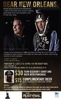Robert's 30th Birthday -- A Team Gleason Benefit