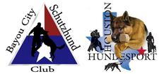 Bayou City Schutzhund Club and Houston Hundesport logo