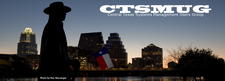 Central Texas Systems Management User Group (CTSMUG) logo