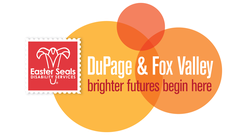 Easter Seals DuPage & Fox Valley logo