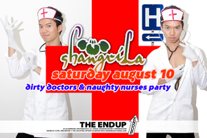ShangriLa - Saturday August 10 - Dirty Doctors &...