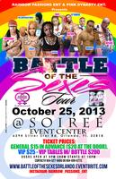 BATTLE  OF THE SEXES TOUR