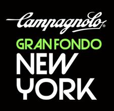 Campagnolo Gran Fondo New York logo