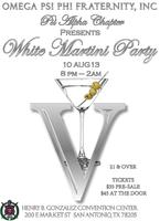 """White Martini Party V"""