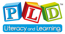 PLD Literacy and Learning logo