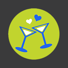 Spotted Party logo