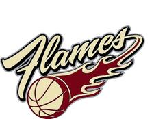 Granite City Flames Basketball Club logo