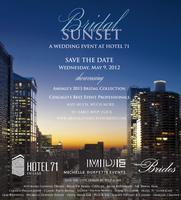 Bridal Sunset - A Wedding Event at Hotel 71