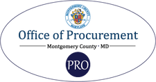 Montgomery County Office of Procurement logo