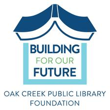 Oak Creek Public Library Foundation logo