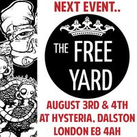 The Free Yard - London's biggest independent urban...