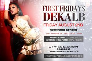 August First Friday DeKalb (Porter Sanford)