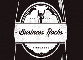 Business Rocks July! Singapore Unsung Heroes...