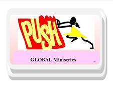 PUSH Global Ministries, Inc. Non-Profit 501c3 Organization logo