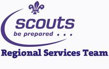 The Scout Association - West Midlands Regional Services Team logo