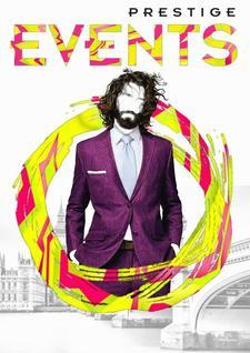 Prestige Events Magazine logo