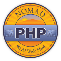 Nomad PHP Europe - October 2013