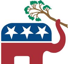 Rancho Santa Fe Republican Women, Federated logo