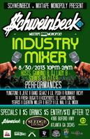 Schweinbeck Industry Mixer 8/30 at Sledge Lounge