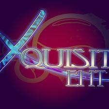 XQUISIT ENTERTAINMENT logo