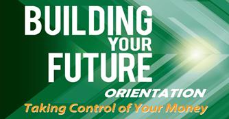 Building Your Future (Saturday)