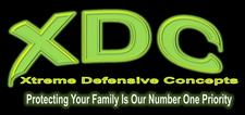 Xtreme Defensive Concepts logo
