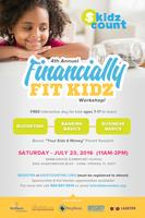 4th Annual Financially Fit Kidz Workshop
