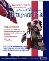 Norwegian Heritage Fair