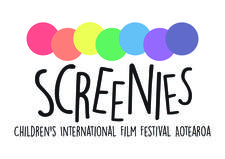 Screenies Children's International Film Festival Aotearoa  logo