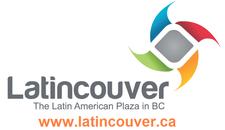 Latincouver La plaza Latina in Vancouver logo