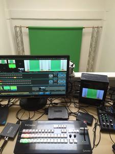 Green Screen Studio - EIDEN, Inc. DBA Puble, Inc. logo