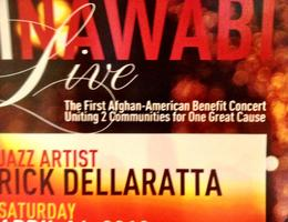 Rick DellaRatta and Jazz for Peace perform for Hope for...