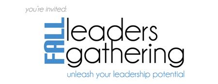 Fall Leaders Gathering